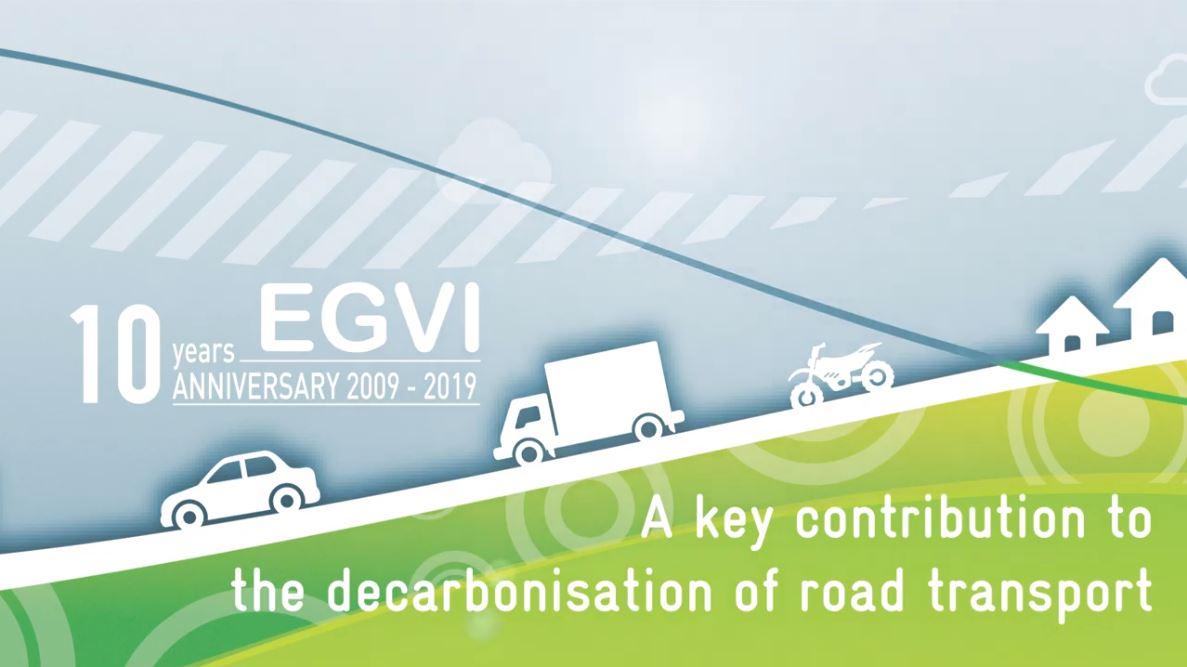 EGVI 10th anniversary
